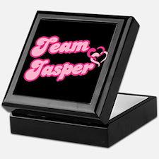 Team Jasper Keepsake Box