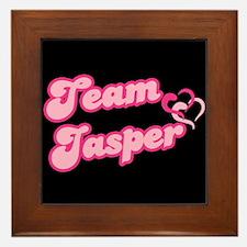 Team Jasper Framed Tile