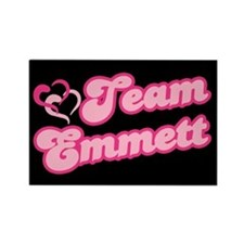 Team Emmett Rectangle Magnet