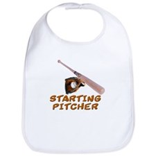 Starting Pitcher Bib