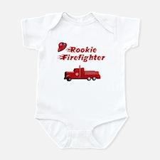 Rookie firefighter Infant Bodysuit