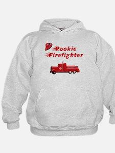 Rookie firefighter Hoodie