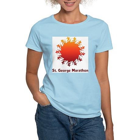 St. George Marathon 1992 Women's Light T-Shirt