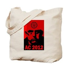 Aleister Crowley 2012 Tote Bag