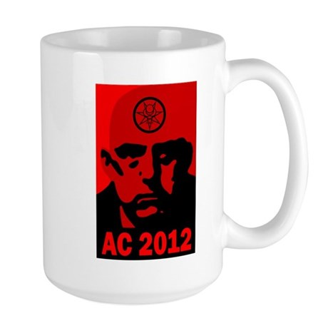 Aleister Crowley 2012 Large Mug