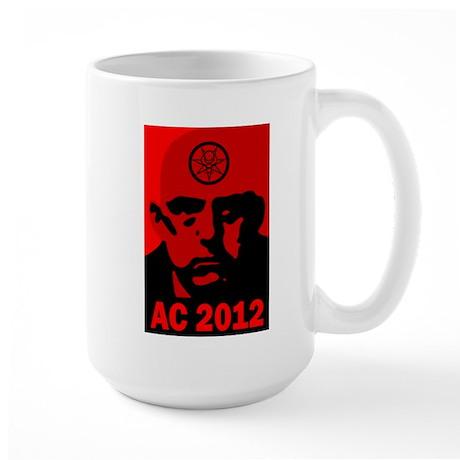 Aleister Crowley 2012 Large Mug