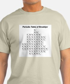 Periodic Table of Brooklyn T-Shirt