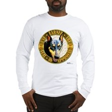 Min Pin Long Sleeve T-Shirt