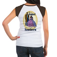 Genteel and Southern Women's Cap Sleeve T-Shirt