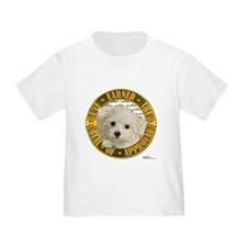 Maltese Puppy T