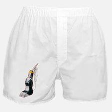 Fetish Maid Vacuum Boxer Shorts