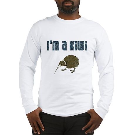 I'm a Kiwi Long Sleeve T-Shirt