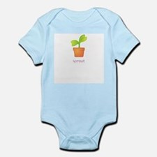 Sprout Nickname Infant Creeper