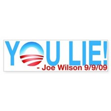You Lie! - Bumper Bumper Sticker