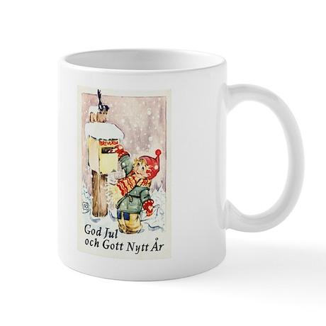 Christmas Mail Mug