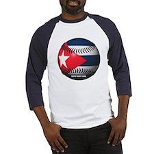 Cuban Baseball Jersey