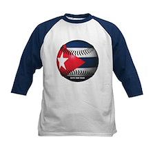 Cuban Baseball Kids Jersey