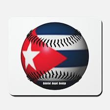 Cuban Baseball Mousepad