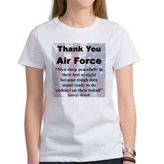 THANK YOU AIR FORCE Tee