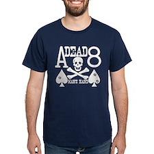 Dead Man's Hand Poker T-Shirt