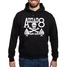 Dead Man's Hand Poker Hoody