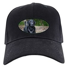 Gage - Black Labrador - Photo Baseball Hat