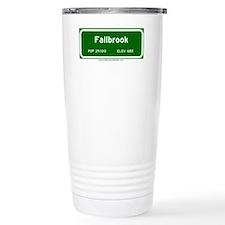 Fallbrook Travel Mug
