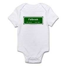 Fallbrook Infant Bodysuit