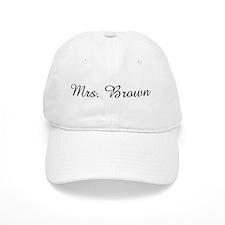 Mrs. Brown Baseball Cap