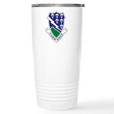 506th Infantry Regiment Travel Mug
