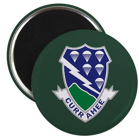 Ten 506th Infantry Regiment Magnets
