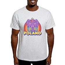 Retro 80's Poland T-Shirt