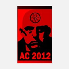 Aleister Crowley 2012 Decal