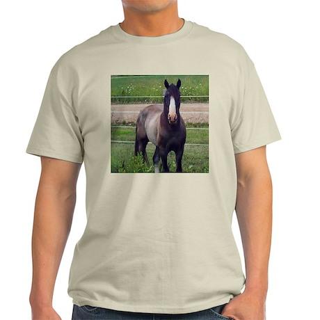 ZEUS Ash Grey T-Shirt