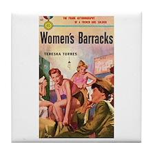 """Coaster - """"Women's Barracks"""""""