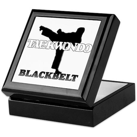 TaeKwonDo Black Belt Keepsake Box