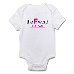 The F Word Infant Bodysuit