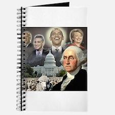 George Washington - Obama She Journal