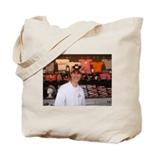 Joey Logano Tote Bag