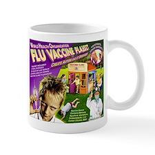 Flu Vaccine Playset Mug
