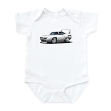 Superbird White Car Infant Bodysuit