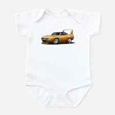 Superbird Orange Car Infant Bodysuit