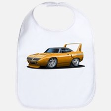 Superbird Orange Car Bib