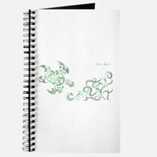 SEA TURTLE-WIDE(Camouflage) Journal