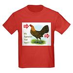 Input-Output Kids Dark T-Shirt