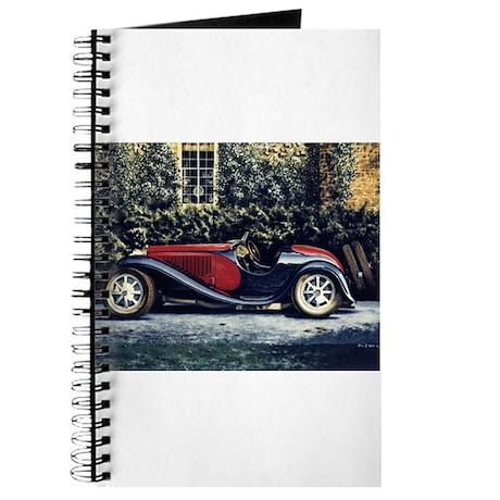 1932 Type 55 Bugatti Journal