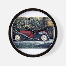 1932 Type 55 Bugatti Wall Clock
