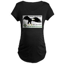 4th INFANTRY EAGLES T-Shirt