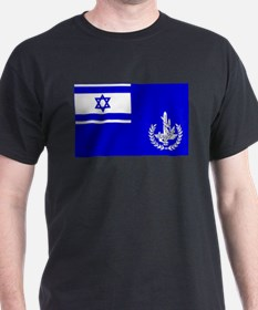 Israel CNO Ensign T-Shirt