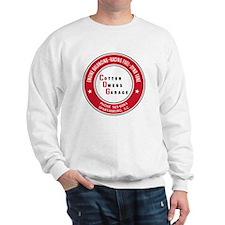Unique 1960's Sweatshirt